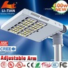 China Supplier Manufacturer rohs street led lights 100w