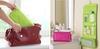 fashion hanging cosmetic bag, ladies' vanity bags