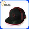New Design Embroidery Hat Custom Logo Snapback Cap