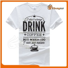 High Quality Wholesale digital printed women t shirt