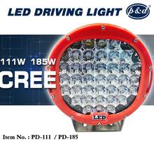 96w led truck light Cree LED Driving light for ATV, UTV, SUV, BOATS led work lights
