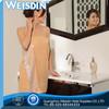 plain dyed Guangzhou 100% organic cotton european bath towels 100% cotton wholesale