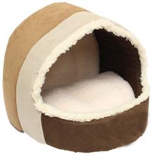 Wholesale Cute Mini Warm Pet Cat Plush Bed