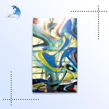 Uinque Design Printing Indoor/Outdoor Advertising Decorative Artistic Pattern Glass