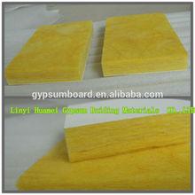 China decorative insulation wall board with glass fiber /fiberglass fabirc acoustic/Glass fiber reinforced fiberglass board