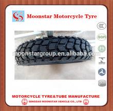 China Motorcycle tubeless tyre 110/90-16 TT/TL