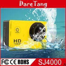 New !! 32GB SD Card hd 1080p Waterproof helmet camera, wifi action camera