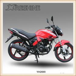 Popular Tiger 125cc motorcycle street motorcycle