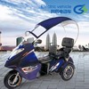 Battery powered electric three wheel trike for disabled/elder
