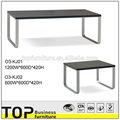 Fashion nouveau 2014 moderne, photos de meubles en bois table basse