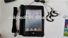 phone waterproof diving case for ipad mini