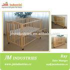 EN/ASTM Standard Wholesale baby cot dimensions