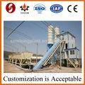 2014 venda quente! Amplamente utilizado e estável desempenho mini pronto- mixed betão mixer/lotes plant hzs75