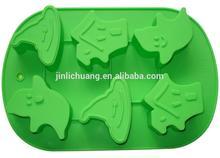 Silicone Halloween Cake Molds, Customized Larger Cake molds manufactory, Pumpkin Silicone Cake Molds