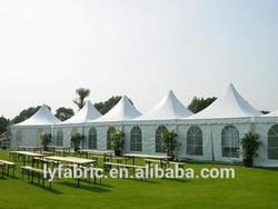 2014 Amazing Pvc Coated Waterproof Tents