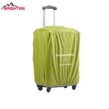 Promotion Waterproof reflective rain cover for trolley luggage case