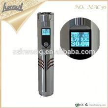 Ecig Wholesale new Mac thirty Watt mod e cig exgo w3