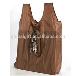 2014 Brown Fashion Grocery Bag