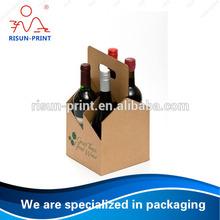 Kraft paper Wine carrier supplier