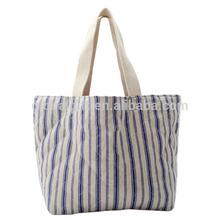 Stripe Reusable Eco Fold Shopping Bag