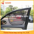 nylon tela de malha impressão automática do carro do lado da cortina
