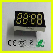 LED digital display screen for clock