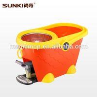 plastic factory supply FISH bucket Mop popular in Thailand (JW-A09)