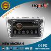 double din dash kit for Mazda 6 Car Radio CD MP3 USB