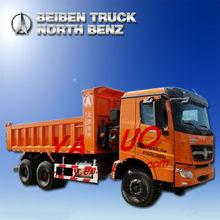 BEIBEN(NORTH BENZ)V3 380HP 10 WHEEL EURO2 6X4 BETTER THAN TOYOTA DUMP TRUCK (ND32600B44J7)