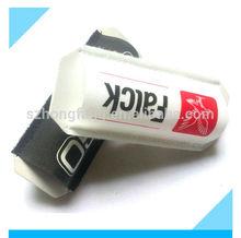 50 * 135 mm negro del esquí del Velcro de los titulares de para esquí de fondo Modle