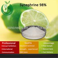 citrus bioflavonoids powder/seed citrus aurantium/Synephrine 94-07-5