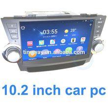 car dvd gps providers 9.0 inch for Kia