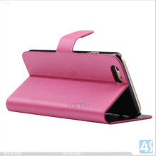 2014 new elegant valued free shipping wearable and heat-resistant 4.7 inch Leather Wallet Case for iPhone 6 P-APPIPN6SPCA025