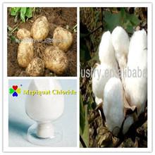 Cotton Fertilizer 98% TC,25%SL PGR manufacturer Mepiquat Chloride