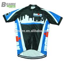 Sublimation cycling jersey crane sportswear