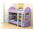 Hl-09203 crianças de dois pisos cama, Beliche dos miúdos cama, De cima para baixo crianças cama com escadas