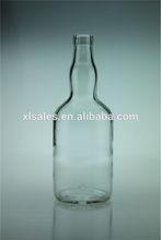 OLD CROW WHISKY 750ML GLASS BOTTLE/SHAPED BOTTLES 750 ML