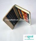 2014 Cheapest price wireless bluetooth keyboard for iPad mini M19S wholesale