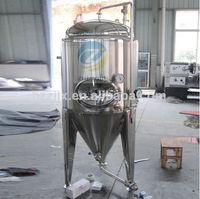 500L Single-Layer Beer Fermenter Tank