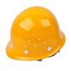 Yellow Fiberglass Safety Helmet for electrican