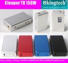 Cloupor T8 150W Back Cover Box Mod T8 T8 150W E cigarette/second hand items
