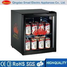 High quality mini single door beer bottle refrigerator