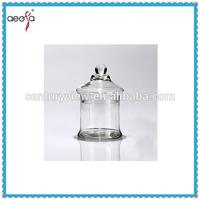 Home Decoration High Transparent preserving jars
