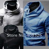 South Korea Mens fancy Designed Thickening hoodies man sweater sweatshirt manufacturers 3406