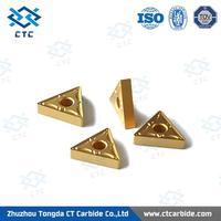 Zhuzhou yg8 tungsten carbide insert,tungsten carbide insert,tungsten carbide inserts for aluminum from CTC