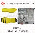 deslizador del pvc molde para la suela del zapato del molde que hace las máquinas gqm022