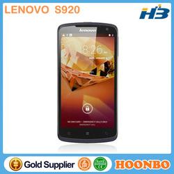 Touch Screen Mobile Phone Cheap Price Lenovo Phone Wholesale Cellphone Quad Core MTK6589 5.3 inch Lenovo S920