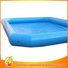 low price vinyl fiberglass swimming pool pvc tarpaulin portable swimming pools