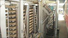 Super E0 grade CARB P2&NAF formaldehyde free particle board press