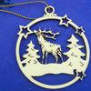 2015Teda wooden reindeer crafts